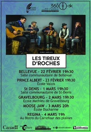 Tournée 2017 -18 du Réseau 360