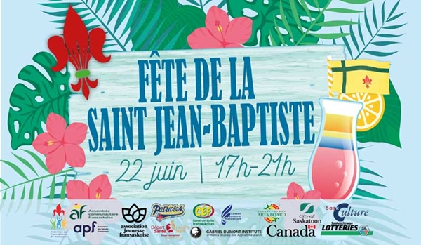 Saint-Jean-Baptiste 2018 à Saskatoon