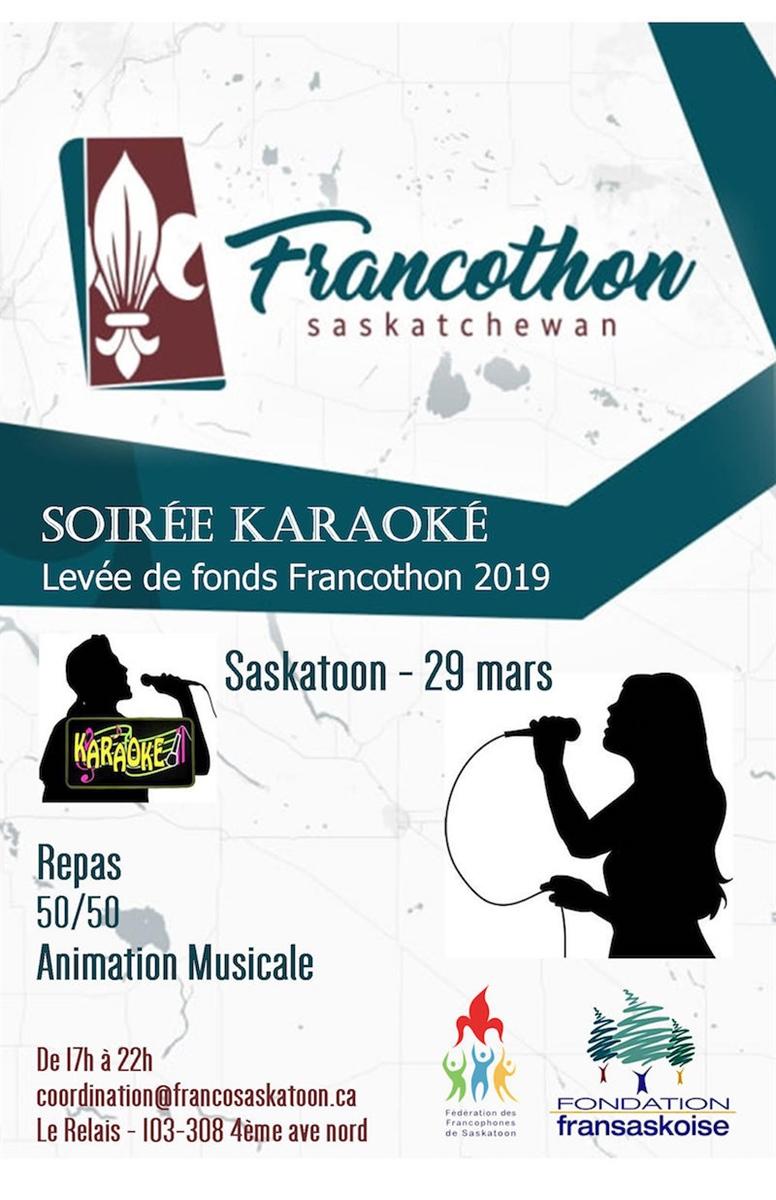 Francophone: Soirée Karaoke