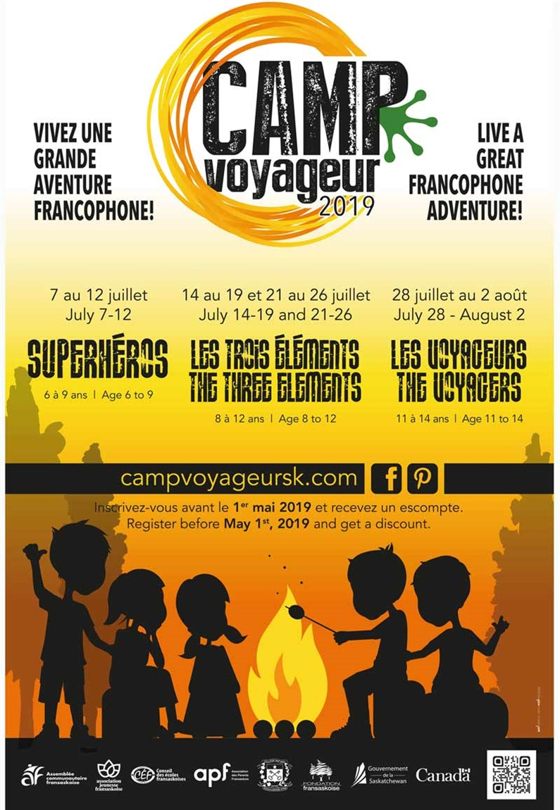 Camp Voyageur 2019
